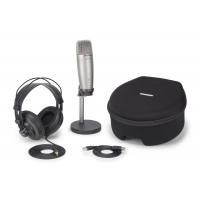 Samson C01PRO USB Podcasting Pack