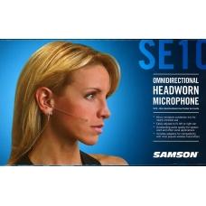 SE10T Универсальные гарнитуры от Samson